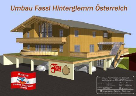 Renovatie Hinterglemm Oostenrijk